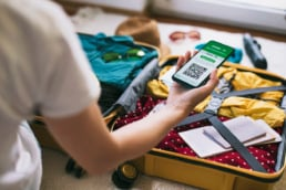Packing for your first travel assignment